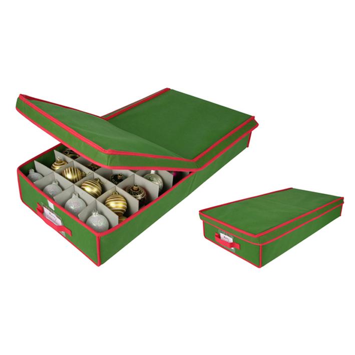 aufbewahrungsbox f 36 weihnachtskugeln kugeln weihnachtsbaumkugeln 38x76x12 5cm 4042366697384. Black Bedroom Furniture Sets. Home Design Ideas
