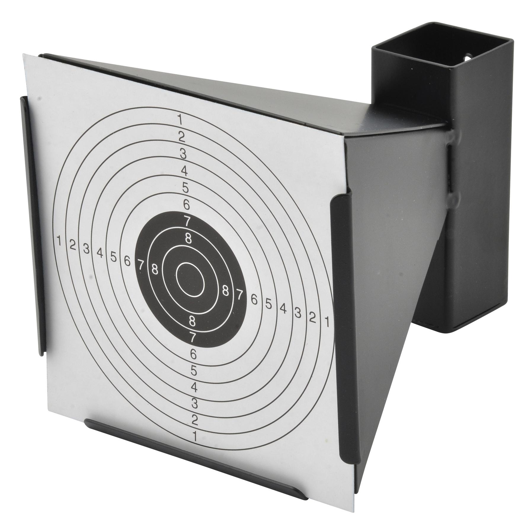 100 stk 14x14cm zielscheiben f r kugelfang luftgeweht luftpistole ziel ebay. Black Bedroom Furniture Sets. Home Design Ideas