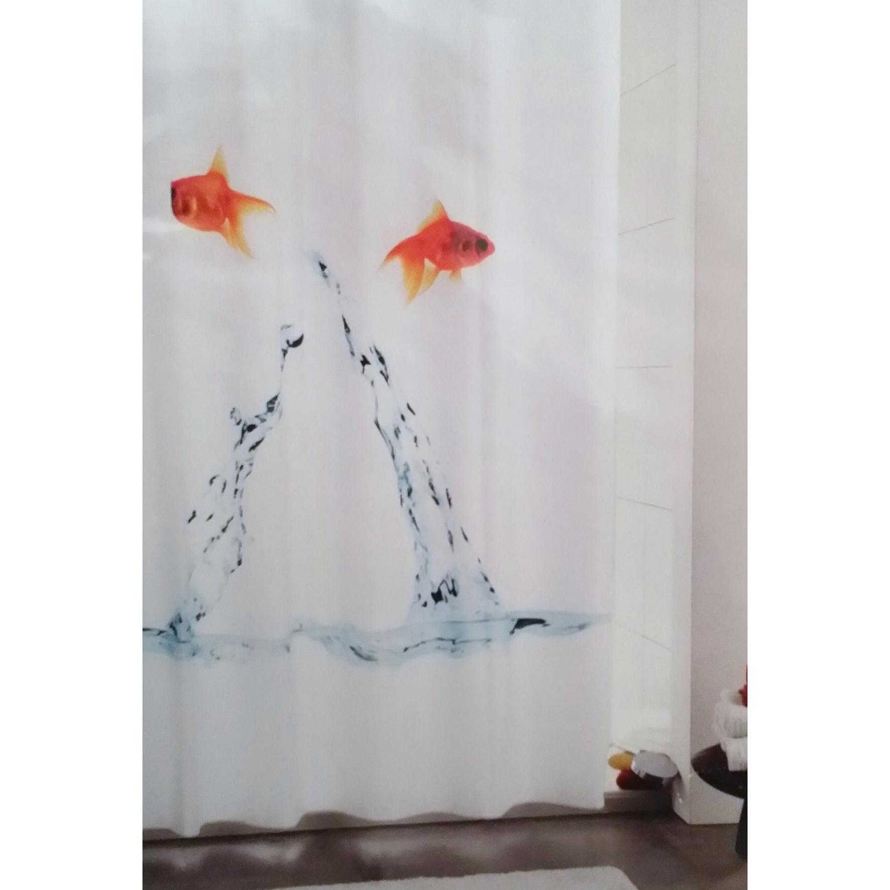 duschvorhang buddha wenko vorhang dusche badewannenvorhang 1 8x2 m ebay. Black Bedroom Furniture Sets. Home Design Ideas