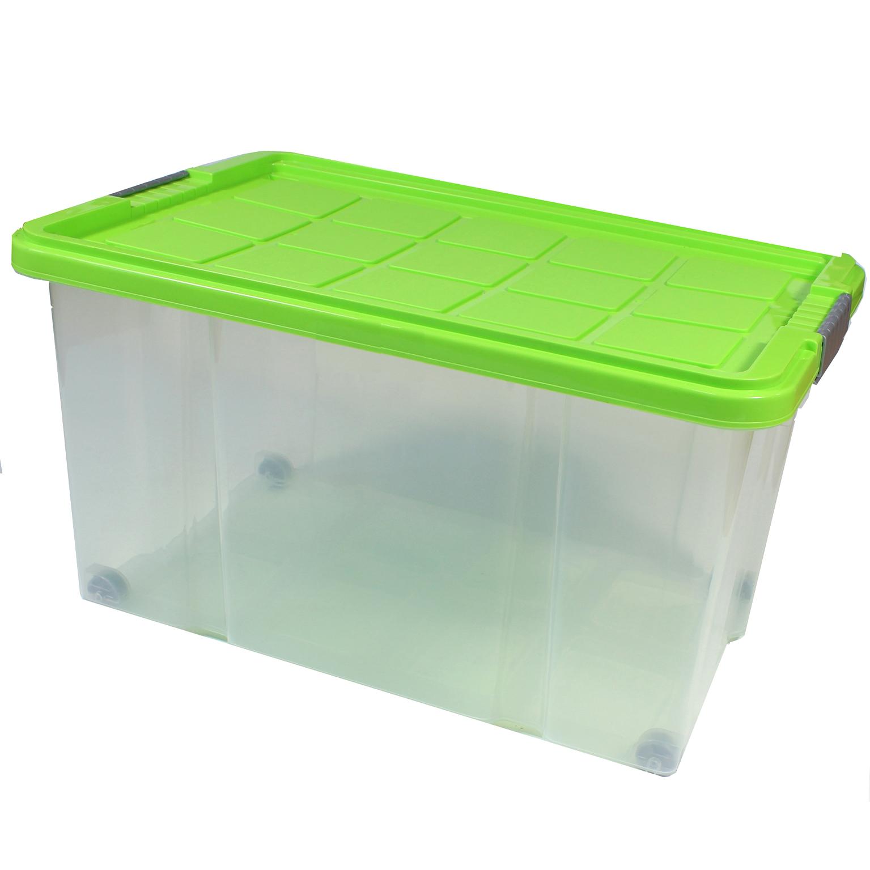 rival eurobox deckel r der 60x40x30cm box boxen euroboxen unibox stapelbox ebay. Black Bedroom Furniture Sets. Home Design Ideas