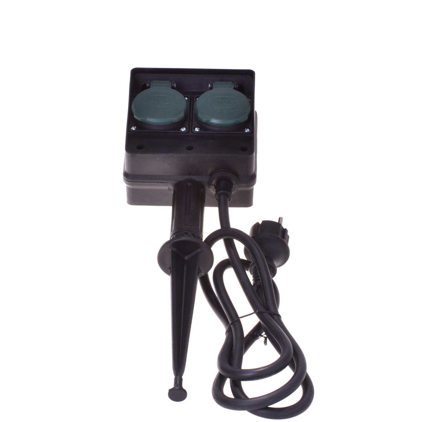 3fach steckdosen mit schalter steckdosenschalter stecker steckdosenadapter ebay. Black Bedroom Furniture Sets. Home Design Ideas