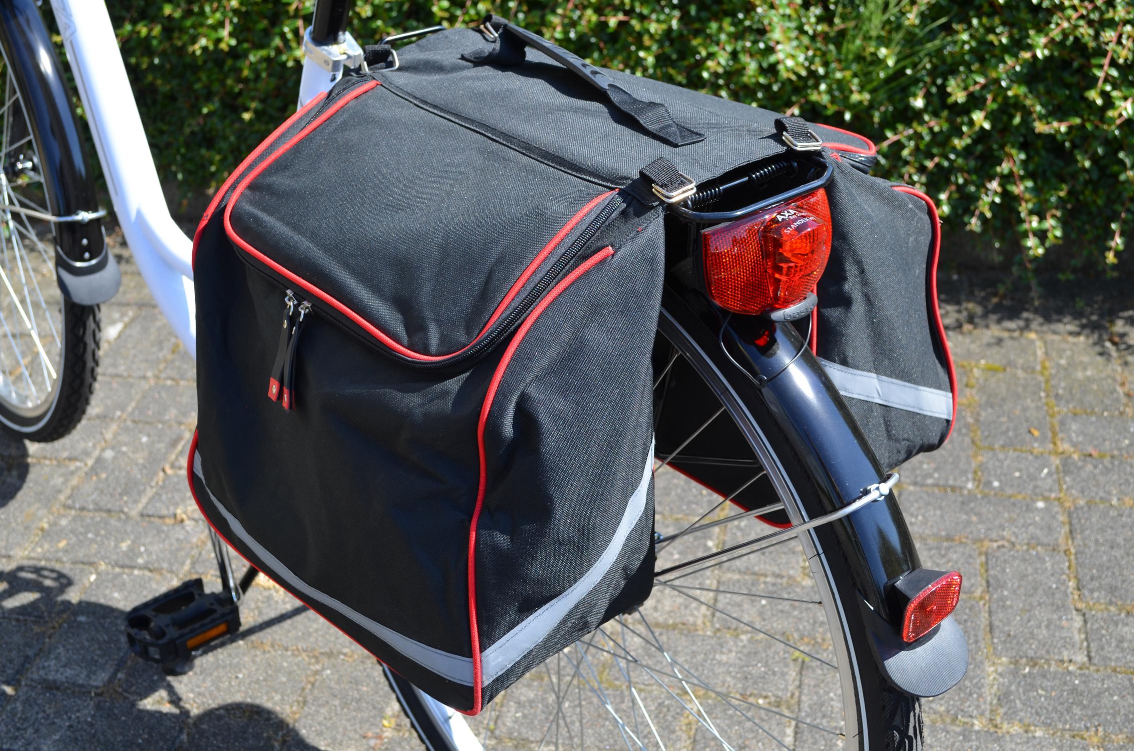 Fahrradtaschen Befestigung Ohne Gepäckträger