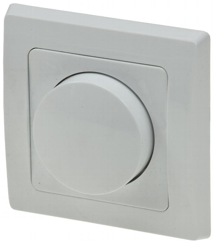 delphi dimmer 20 300 w lichtregler lichtschalter mit rahmen unterputz up rahmen ebay. Black Bedroom Furniture Sets. Home Design Ideas